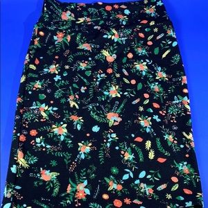 LuLaRoe Cassie skirt (worn once)